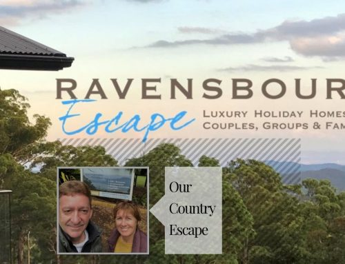Ravensbourne lures Steve and Claire to the Hamptons